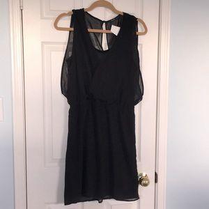 NWT Black Tape dress